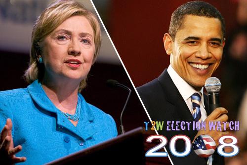 Sen. Hillary Clinton Wins Key States (Texas & Ohio) and Rhode Island » Sen. Barack Obama Wins Vermont