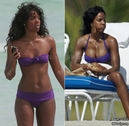 Kelly Rowland Admits to Having Breast Implants