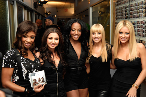 Danity Kane at the MTB4 (Season 2) finale
