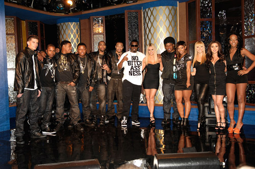 Day 26, Diddy, Sway, and Danity Kane at the MTB4 (Season 2) finale