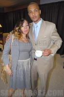 T.I. and Tiny at Easter (2008) Service at the Georgia Dome