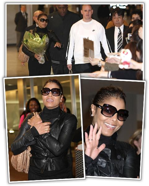 Tyra Banks Janet Jackson Tweet: Candid Update: Beyonce » Lil' Wayne & Birdman » Columbus