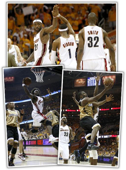 Cavaliers Vs. Wizards
