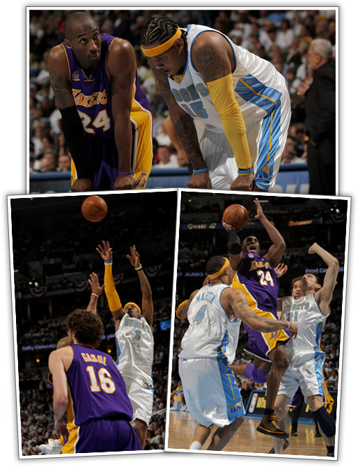 Game 3: L.A. Lakers Vs. Denver Nuggets