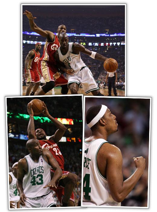 Celtics Lead (1-0)