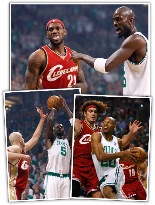 Celtics Win Game 7!