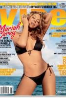 Mariah Carey Covers Vibe Magazine