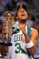 Paul Pierce Wins Finals MVP!