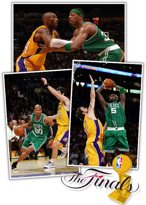 Celtics Win Game 4