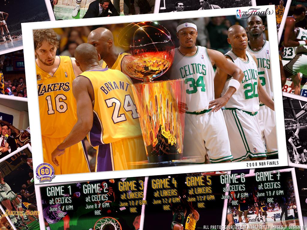 2008 NBA Finals Schedule
