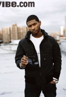 Usher Covers Vibe Outtakes