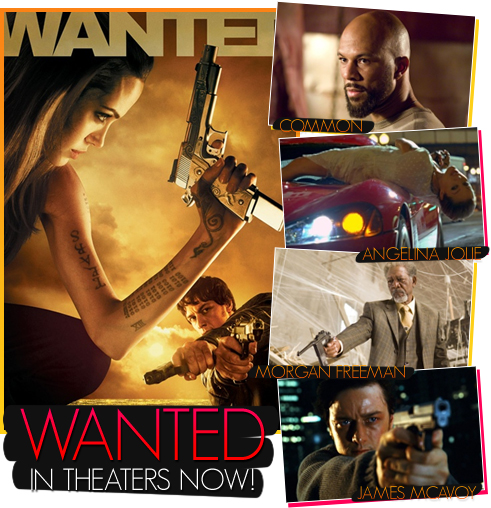 movies wanted