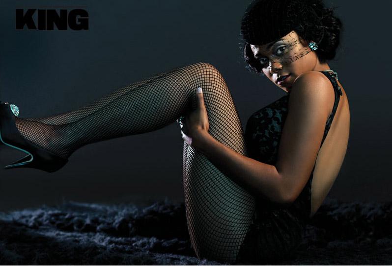 Solange Nude