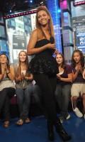 Beyonce on TRL (Oct.14.2008)