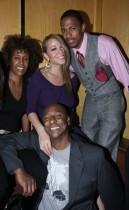 Rhonda Cowan, Stephen Hill, Mariah Carey and Nick Cannon