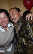 Debra Lee & Ludacris