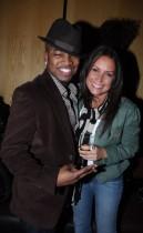 Nick Cannon & Angie Martinez