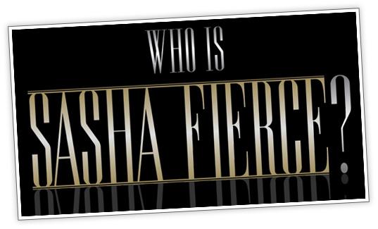 beyonce i am sasha pierce. Sasha Fierce  Beyonce?