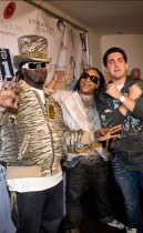 T-Pain, Orlando Brown, Colby O'Donis // 2008 AMA After Party