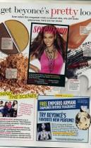 Beyonce // Seveteen Magazine – December 2008