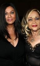 Tina Knowles & Etta James // Cadillac Records LA Premiere