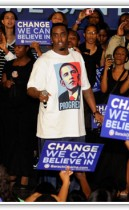 Diddy at Last Chance for Change Rally in Miami Florida