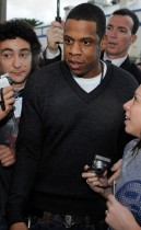 Jay Z at The LAst Chance For Change Rally In Florida