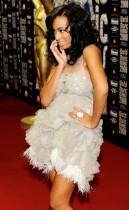 Solange on the Red Carpet // 2008 World Music Awards