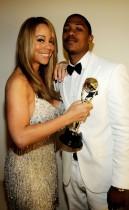 Mariah & Nick on the Red Carpet // 2008 World Music Awards