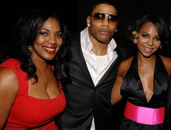 Tina Douglas, Nelly and Ashanti