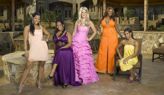 "The cast of ""The Real Housewives of Atlanta"""