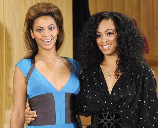 Beyonce & Solange