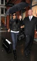 Ciara shopping in NYC