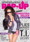Christina Milian Covers Rap-Up