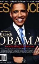 Barack Obama cover // Essence Magazine