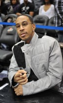 Ludacris // Atlanta Hawks vs Cleveland Cavaliers game