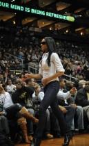 Ciara // Atlanta Hawks vs Cleveland Cavaliers game