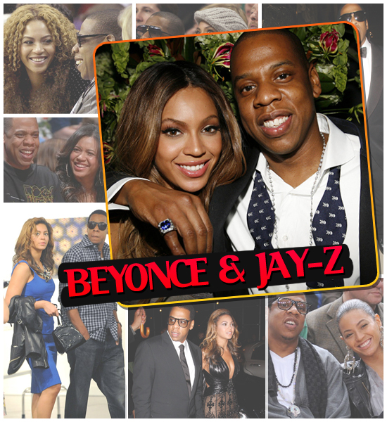 HOTTEST COUPLES OF 2008 - BEYONCE & JAY-Z