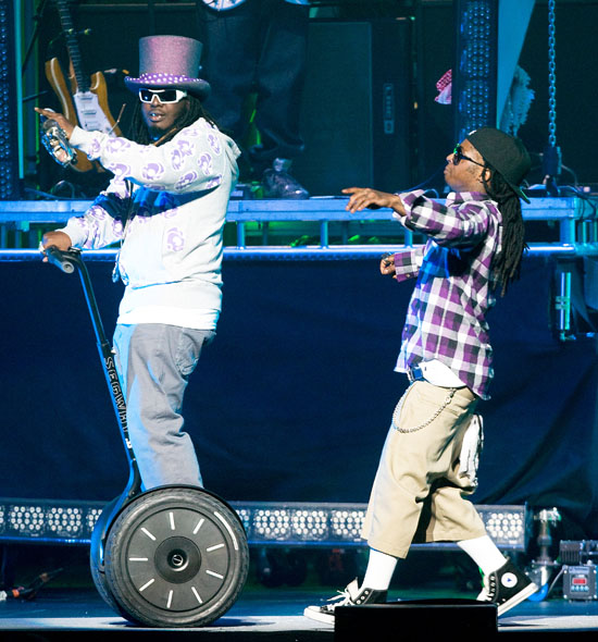 T-Pain & Lil' Wayne