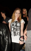 Avril Levigne Celebrates Jamie Foxx's 41st Birthday