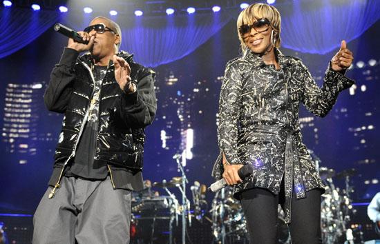 Jay-Z & Mary J. Blige