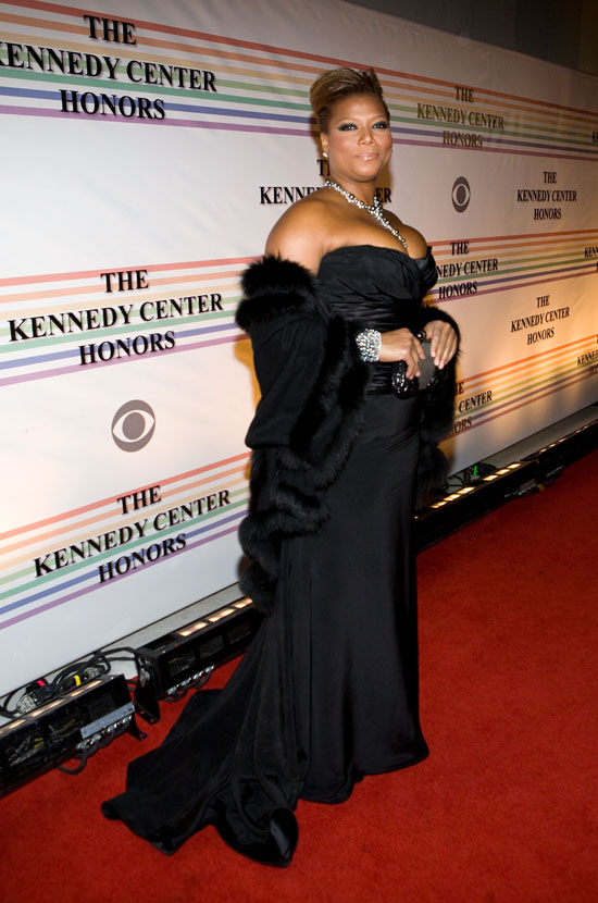 Queen Latifah // Kennedy Center Honors 2008