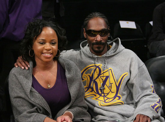 Shante Broadus & Snoop Dogg