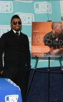 "Musiq Soulchild in NY promoting new album ""On My Radio"""