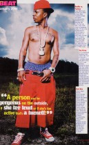 Plies // Black Beat Magazine (January 2009)