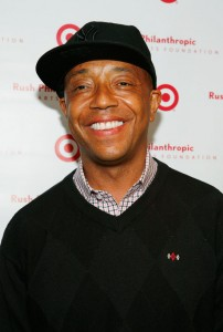 Russell Simmons // Rush Arts 9th Annual Youth Holiday Party