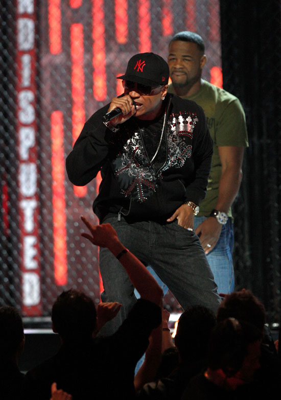 LL Cool J // Spike TV 2008 Video Game Awards