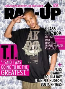T.I. Covers Rap-Up