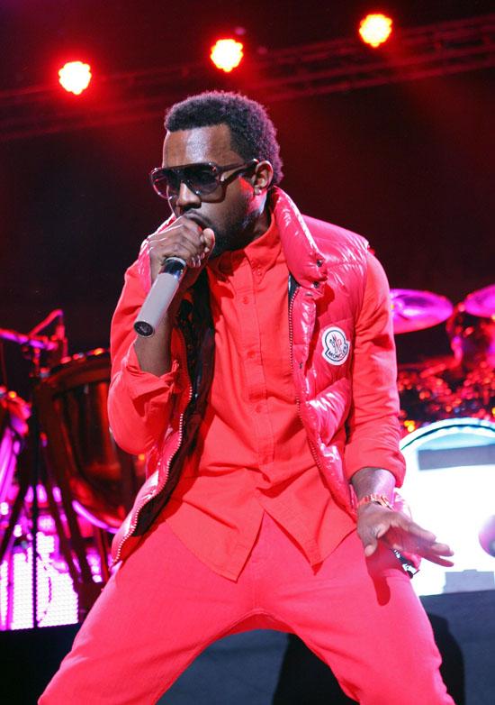 Kanye West // Z100 Jingle Ball 2008