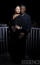 Eva Marcille & Lance Gross